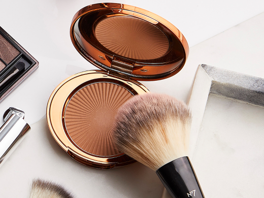 Select your bronzer