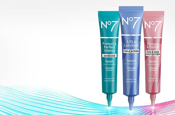 Free Serum when you buy an age-defying Day and Night Cream