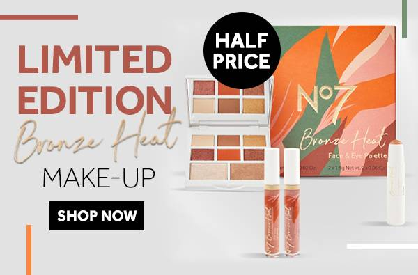 Half Price Limited Edition Bronze Heat