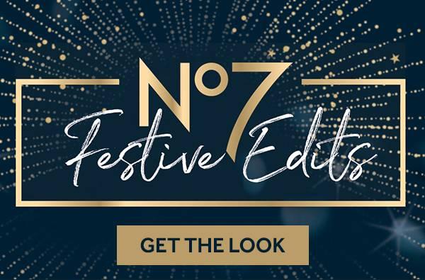 No7 Festive Edits - Get The Look