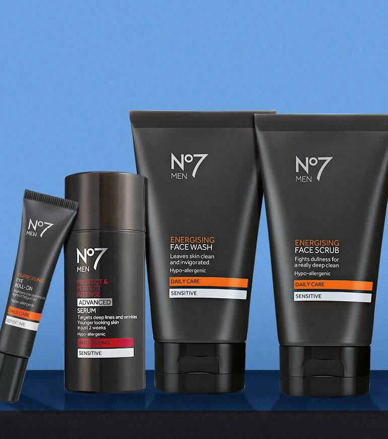 Multifunctional Skincare for Men. Introducing the latest in self-care, just for him
