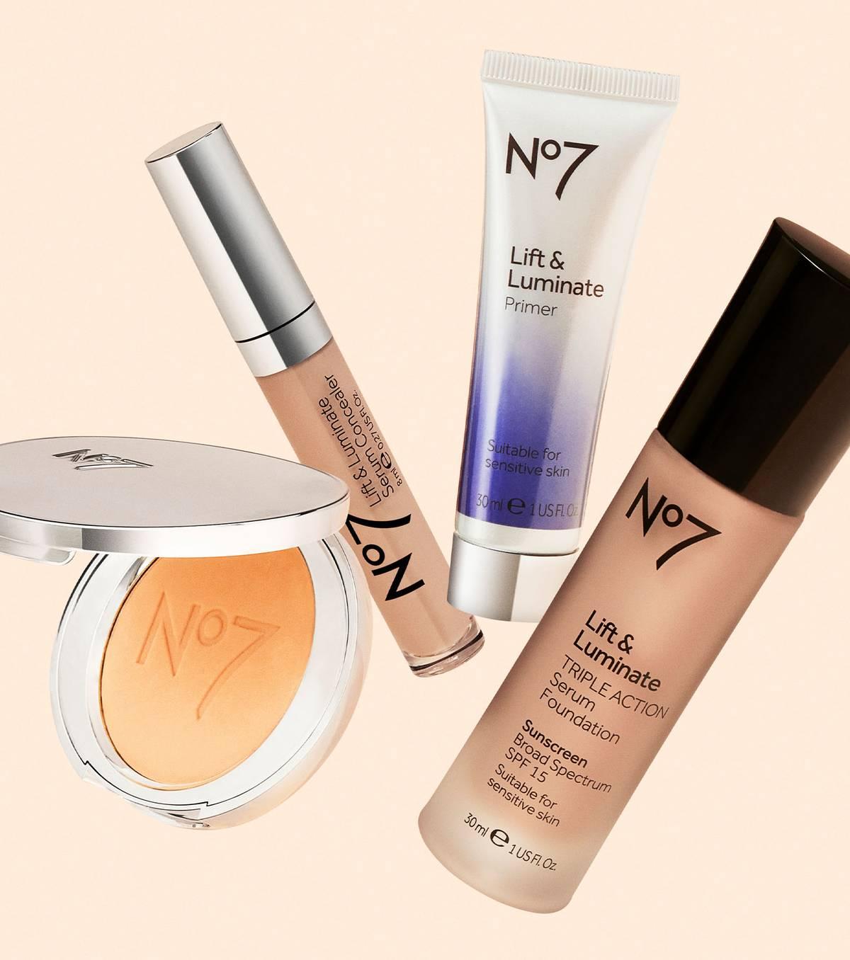 lift and luminate makeup collection