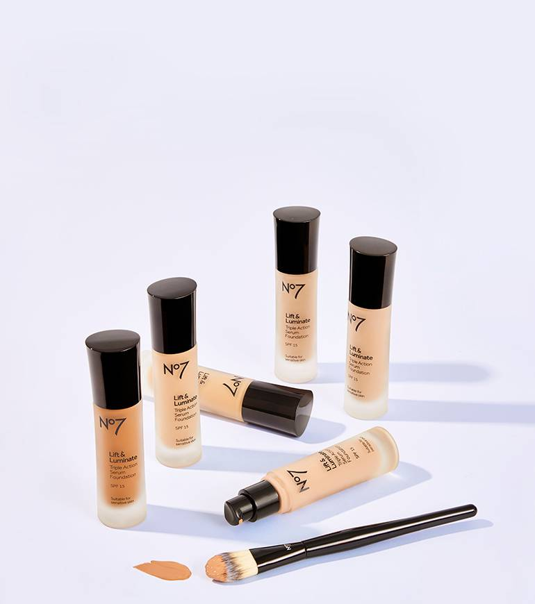 FREE Foundation With your $69+ order