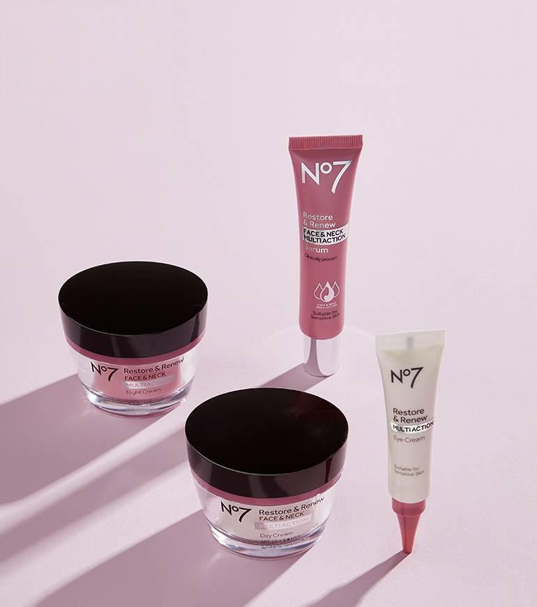 FREE Night Cream  With your purchase of any Eye Cream, Serum & Day Cream