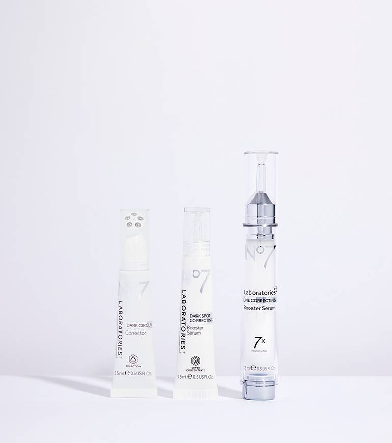 25% Off Booster Serums Limited Time Only.