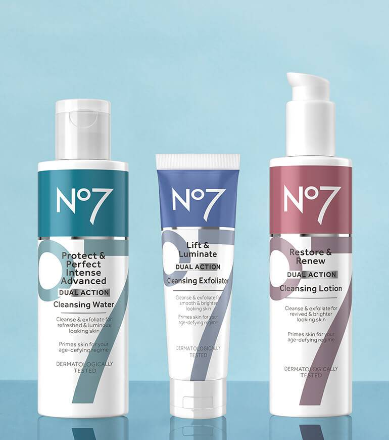 new collection cleansers