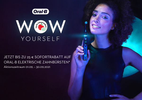 Oral-B - WOW YOURSELF
