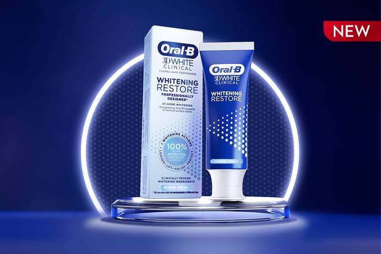Toothpaste 3D Whitening