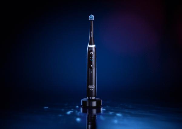 Gratis opzetborstels bij aankoop van geselecteerde iO elektrische tandenborstels