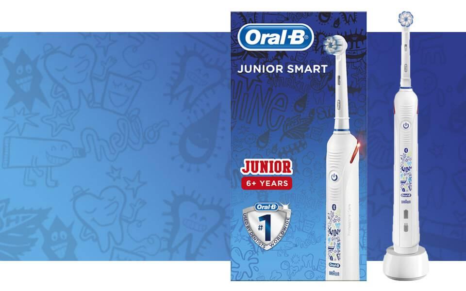 Junior Smart Tandenborstel