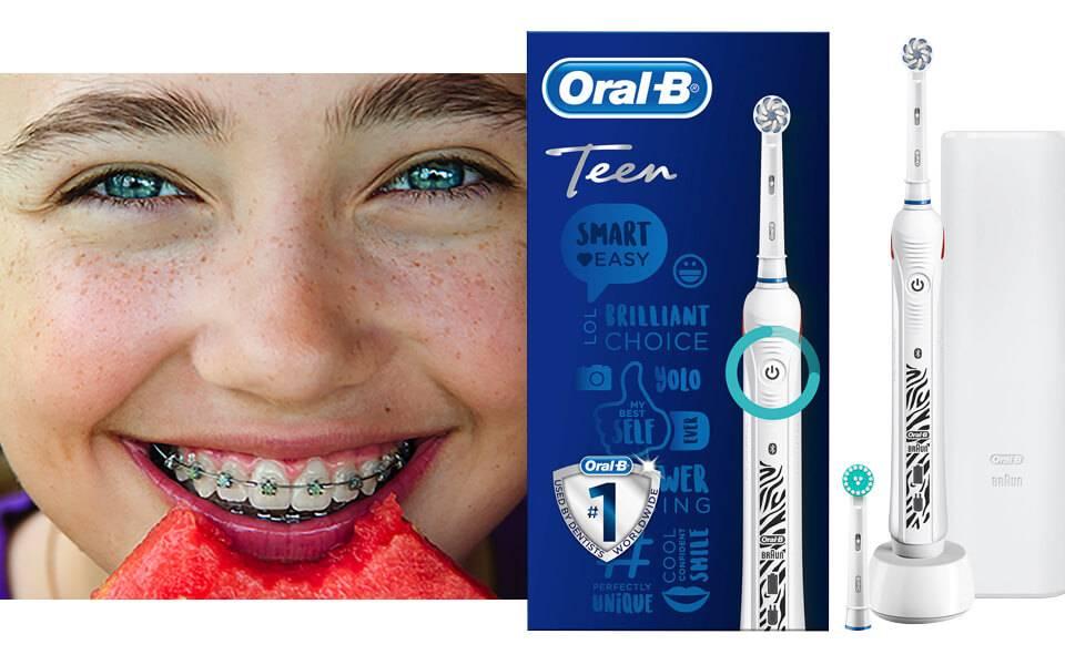 Teen Tandenborstel
