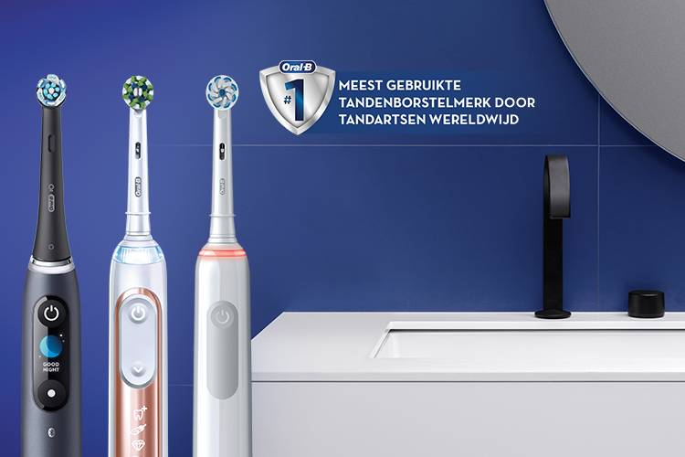 Shop de beste aanbiedingen op Oral-B elektrische