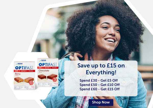 Buy More to Save More on OPTIFAST Products