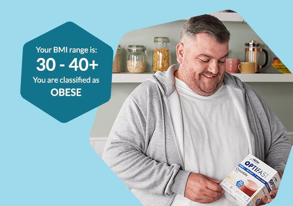 Obese Range