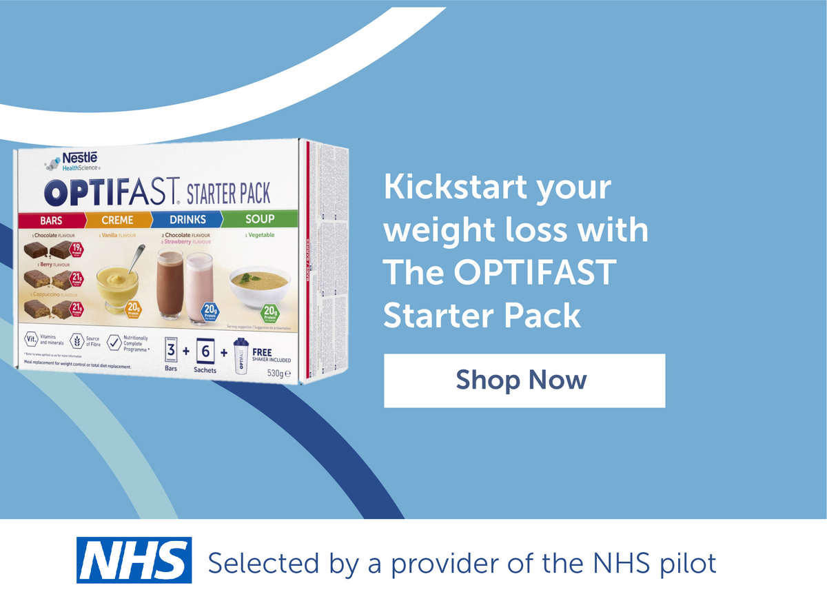 Try the New OPTIFAST Starter Pack