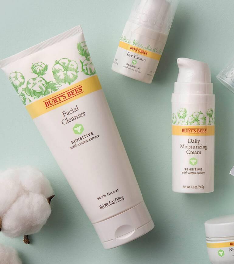 sensitive skincare products