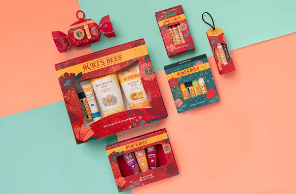 Gift them something to smile about<br>with our brand new gift sets.