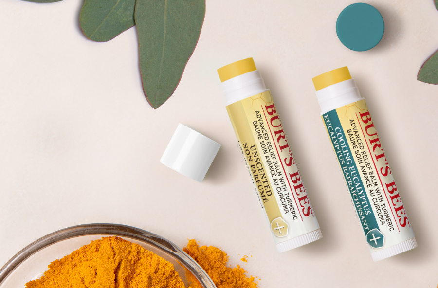 Advanced Relief Balm Early Launch Banner