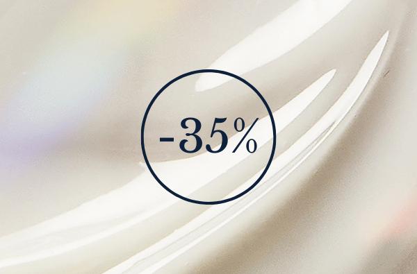 Profiteer van 35% korting