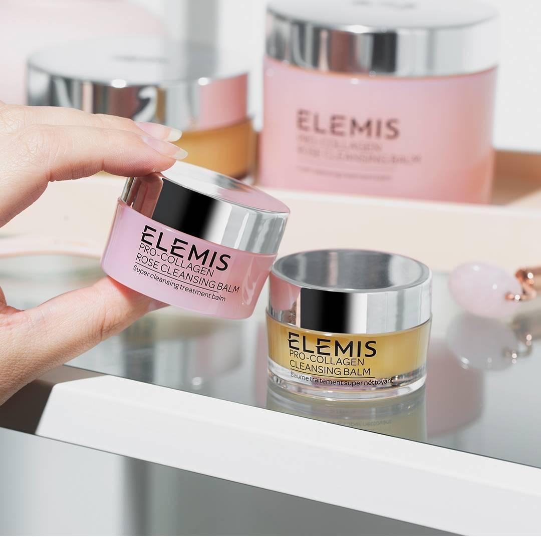 Wählen Sie Ihren Liebling Reinigungsbalsam probe - Pro-Collagen Cleansing balm oder Pro-Collagen Rose Cleansing Balm