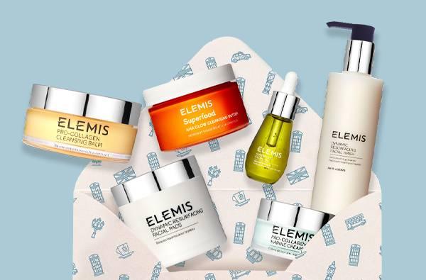 Date un capricho hoy con un 21% de descuento en todos tus productos favoritos de Elemis, ¡y además te devolvemos el IVA!