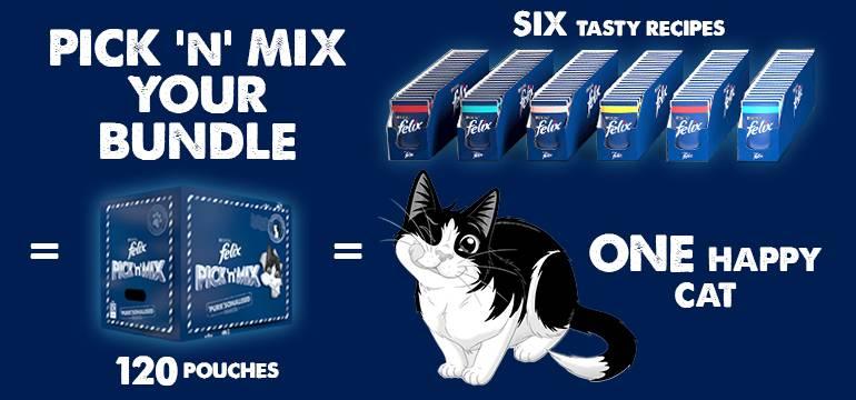 Felix Pick'n'mix your bundle