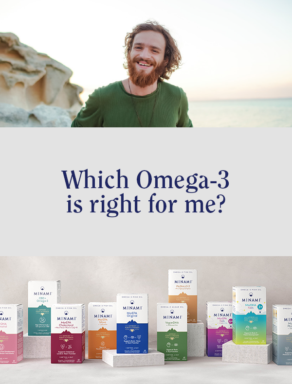 Which Omega-3 is right for me?