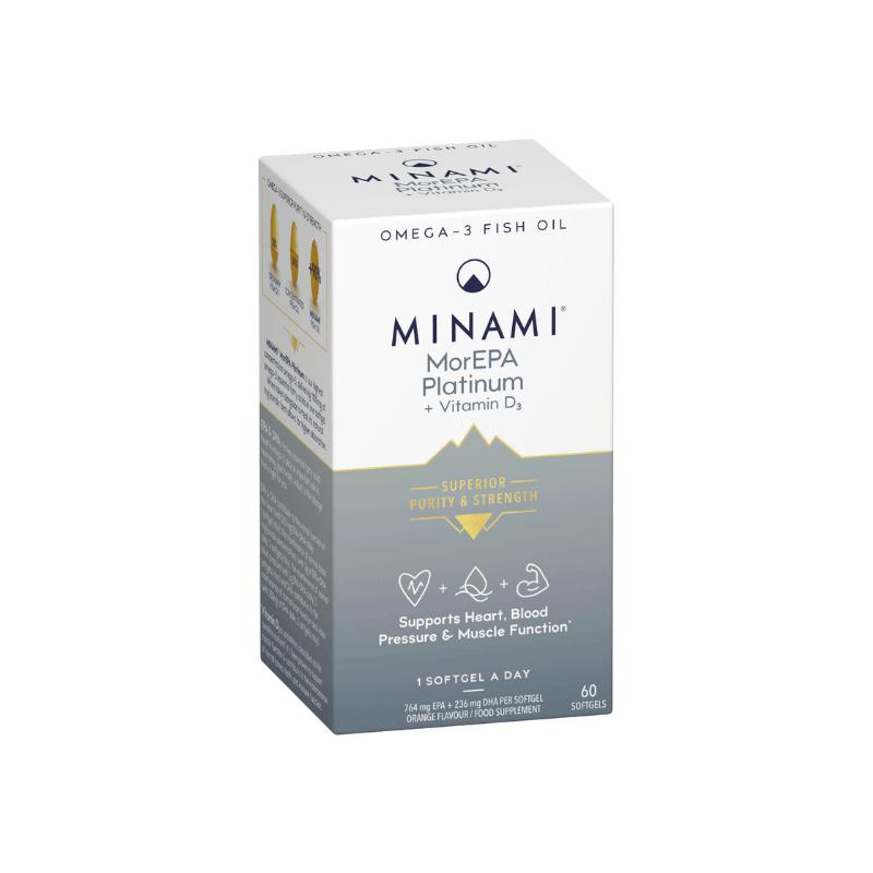 MorEPA Platinum + Vitamin D