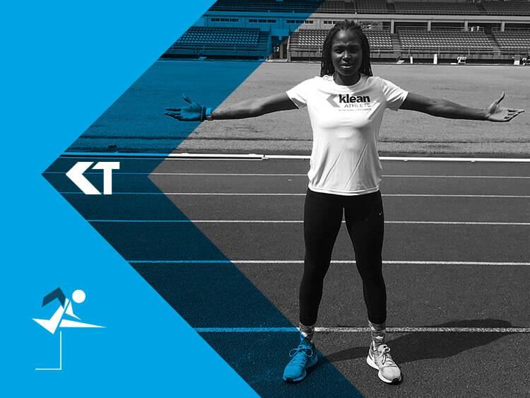 Crystal Emmanuel Canadian Sprinter