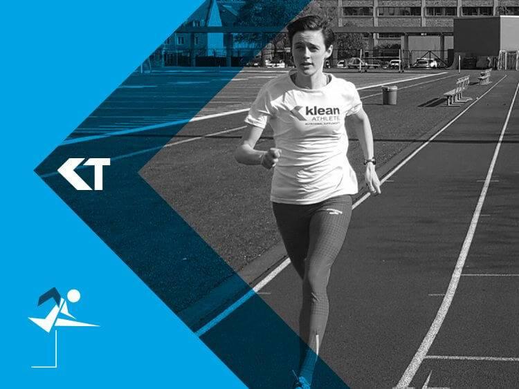 Gabriela Stafford Middle Distance Runner