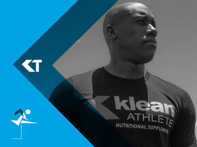 Jerome Avery Paralympic Sprint Guide Runner