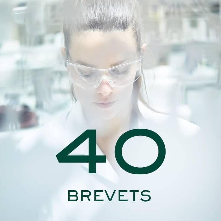40 BREVETS