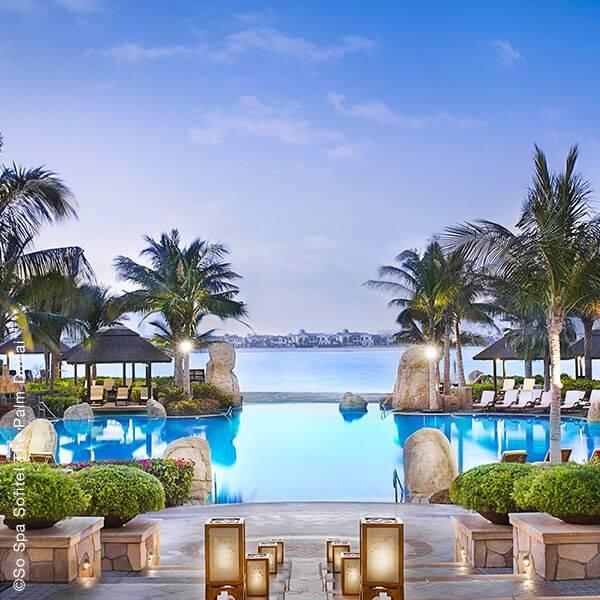 Spa NUXE - So Spa Sofitel The Palm Dubai*****