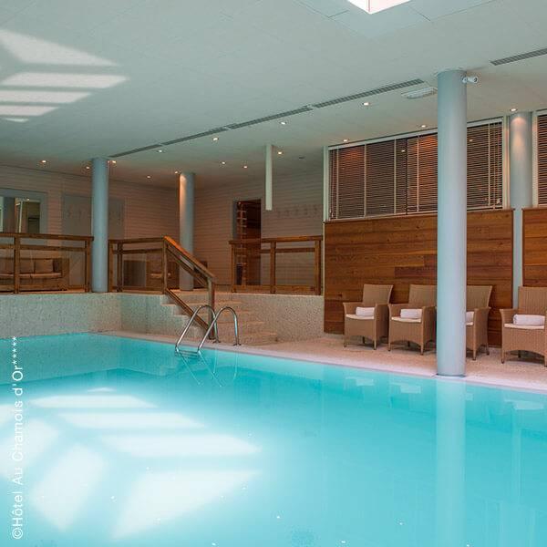 Spa NUXE Hôtel Au Chamois d'Or***** (L'Alpe d'Huez)