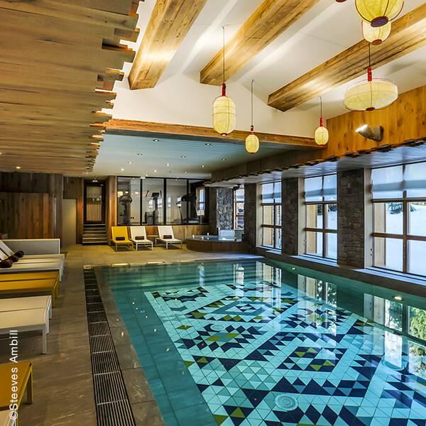 Spa NUXE Hôtel des Bains & Wellness**** (Robertville - Belgique)