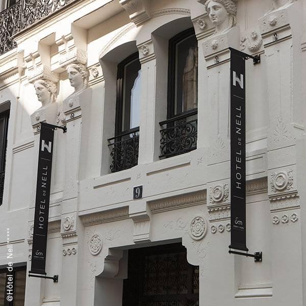 Spa NUXE Hôtel de Nell***** (Paris 9ème)