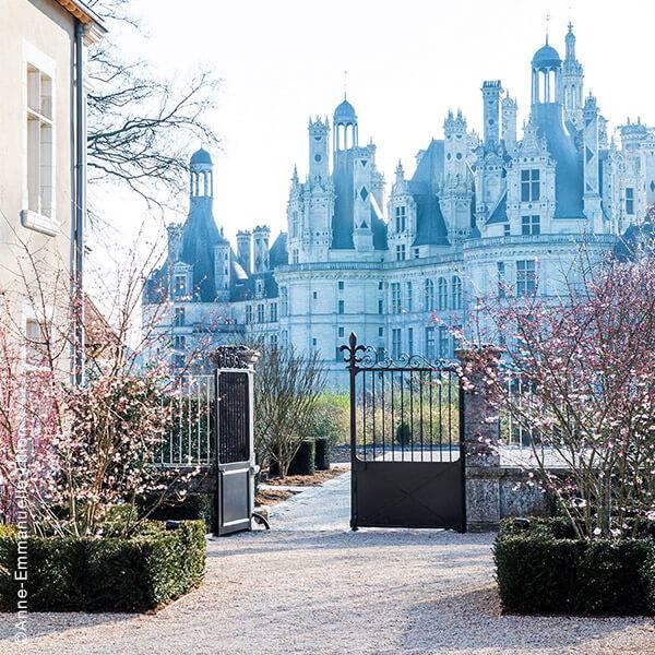 Spa NUXE Le Relais de Chambord****(Chambord)