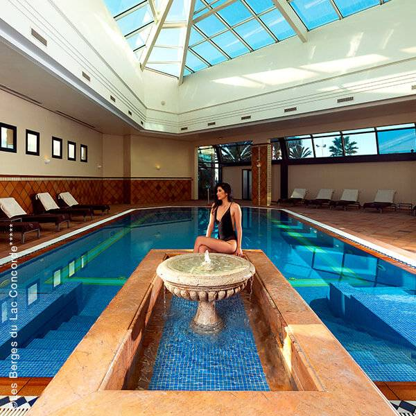 Spa NUXE Hôtel les Berges du Lac Concorde***** (Tunis - Tunisie)
