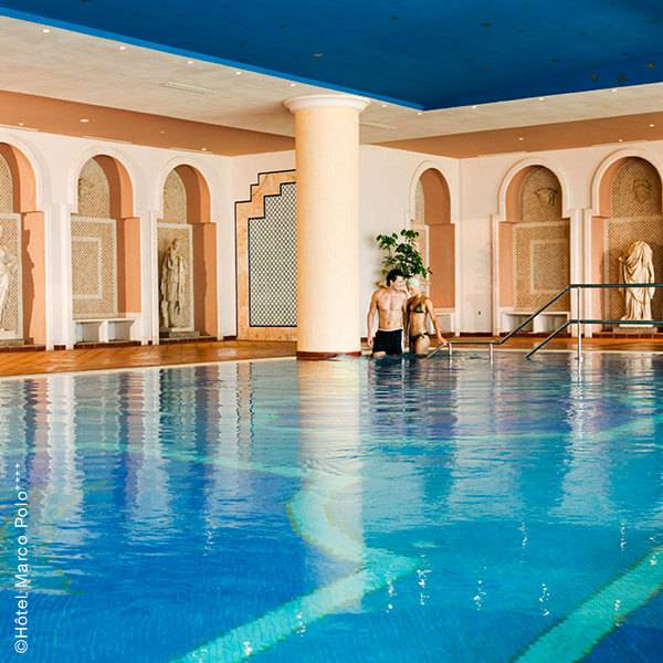 Spa NUXE Concorde Hôtel Marco Polo**** (Hammamet - Tunisie)