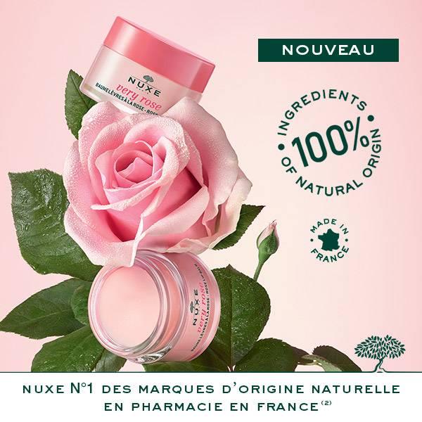 Nouveau Baume Very Rose