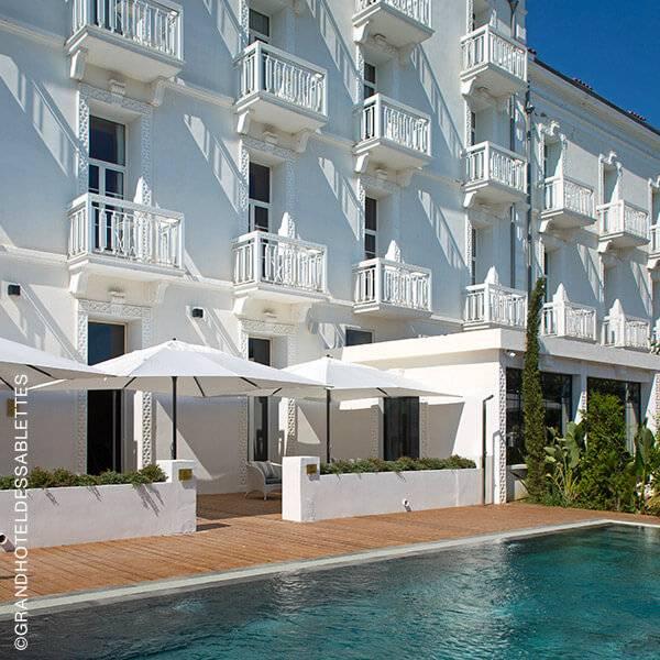 Spa NUXE Grand Hotel des Sablettes - Plage**** (La Seyne Sur Mer)