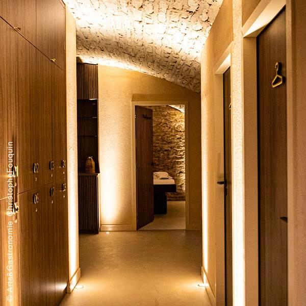 Spa NUXE Hostellerie Cèdre & Spa***** (Beaune, France)