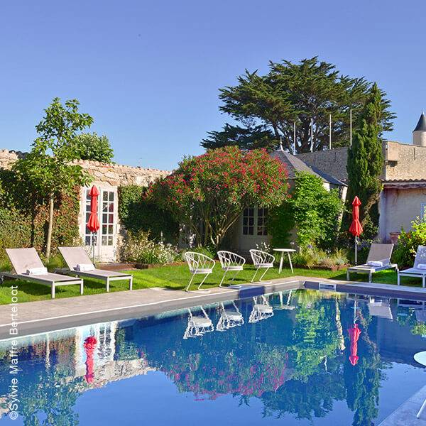 Spa NUXE Hôtel Général d'Élbée**** (Noirmoutier-en-île)
