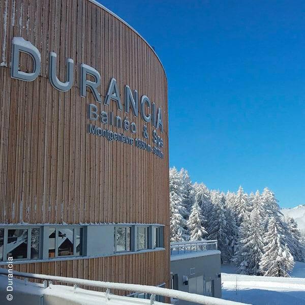 Spa NUXE Durancia (Montgenèvre)