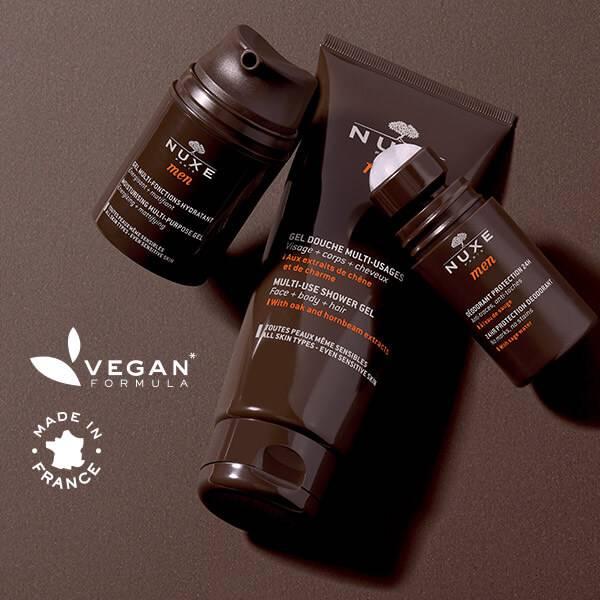 Vegan formula made in France