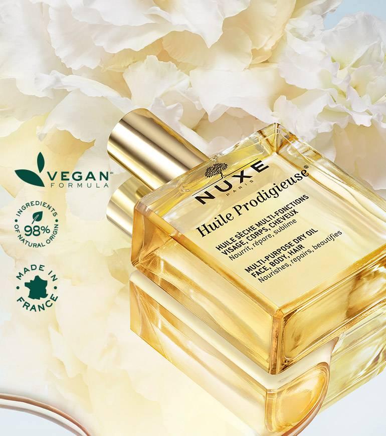 The French Iconic Huile Prodigieuse®