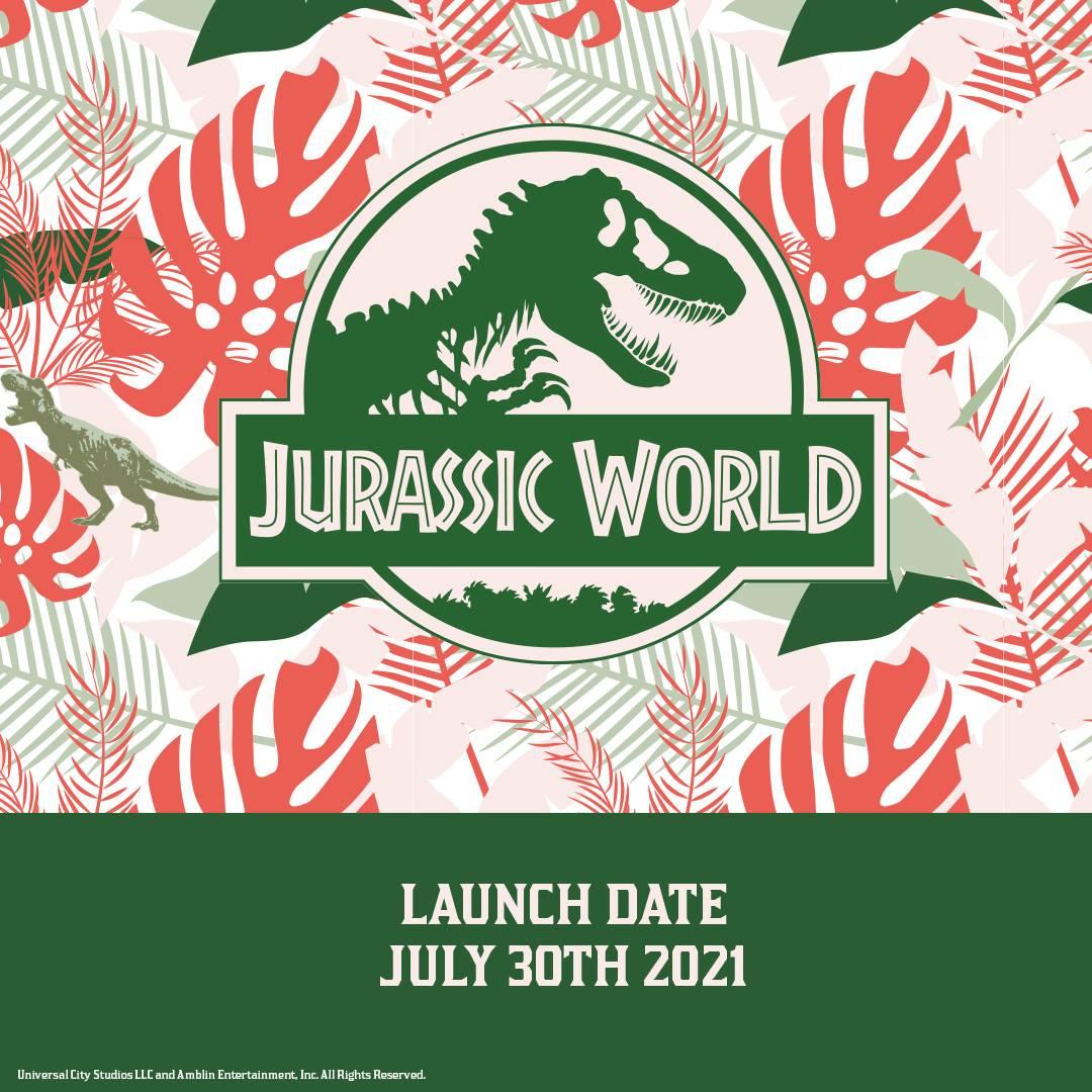 COMING SOON: Jurassic World