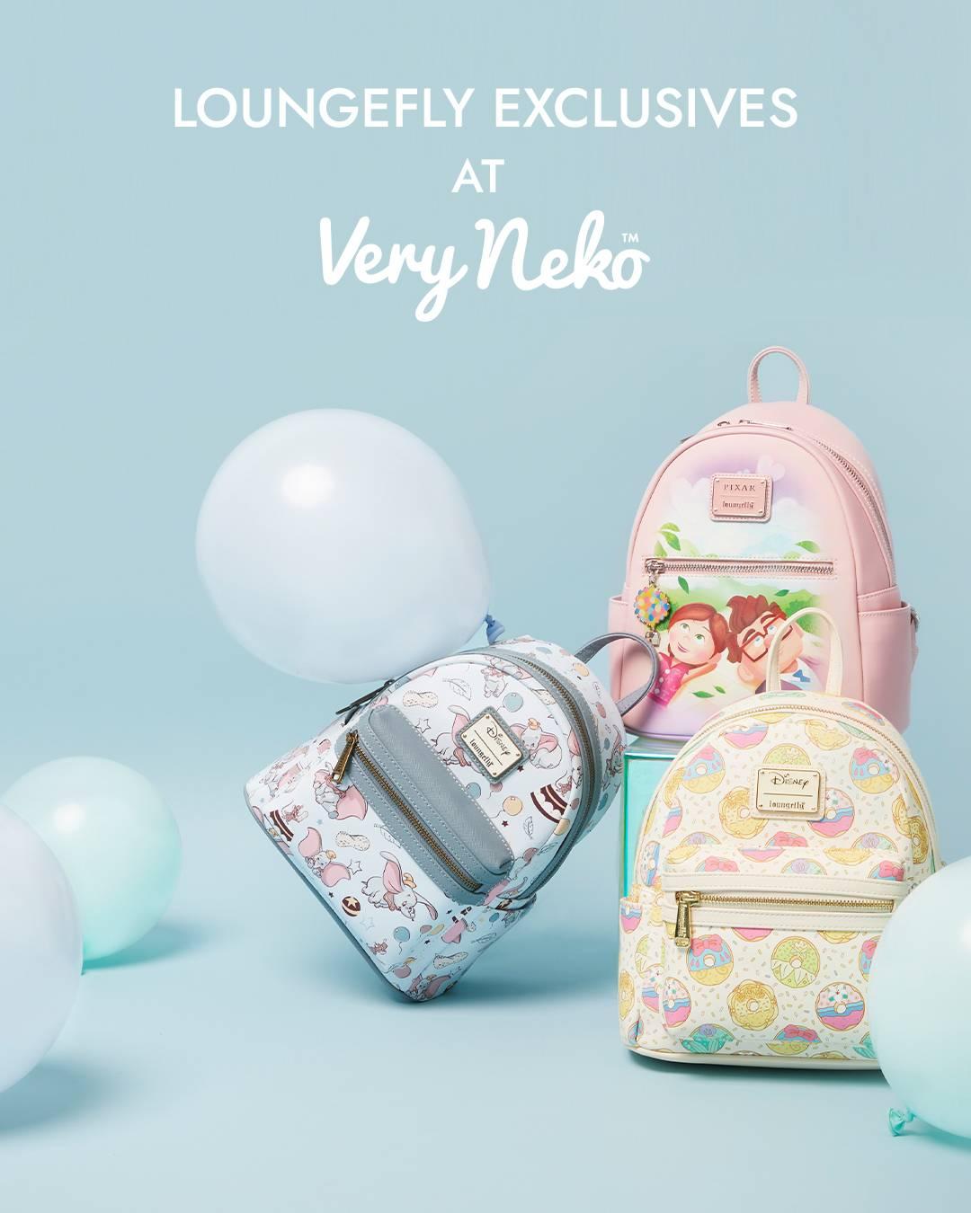 VeryNeko Exclusives Banner
