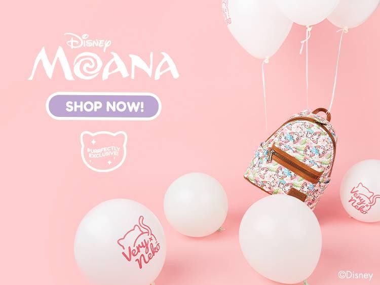 Moana Pig VeryNeko Loungefly Exclusive
