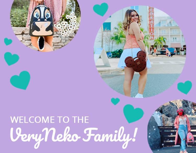 welcome to the veryneko family
